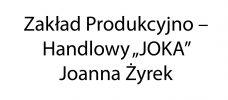 """Zakład-Produkcyjno-–-Handlowy-""""JOKA""""-Joanna-Żyrek"""
